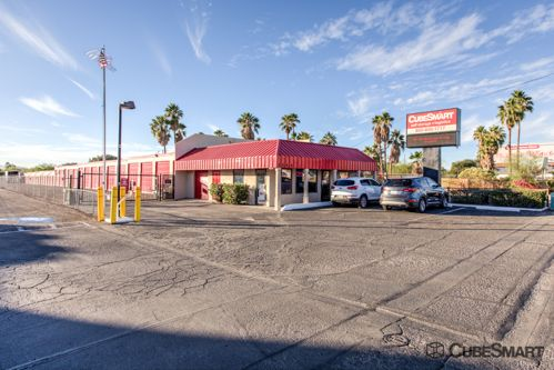 CubeSmart Self Storage - Tucson - 3899 N Oracle Rd 3899 N Oracle Rd Tucson, AZ - Photo 0