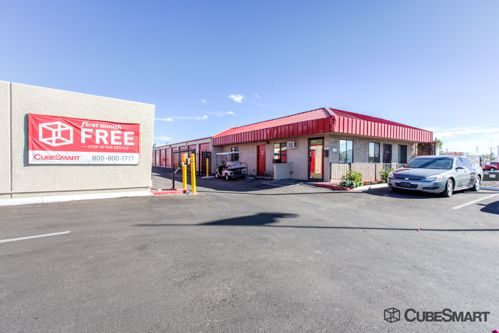 CubeSmart Self Storage - Tucson - 2424 North Oracle Road 2424 North Oracle Road Tucson, AZ - Photo 0