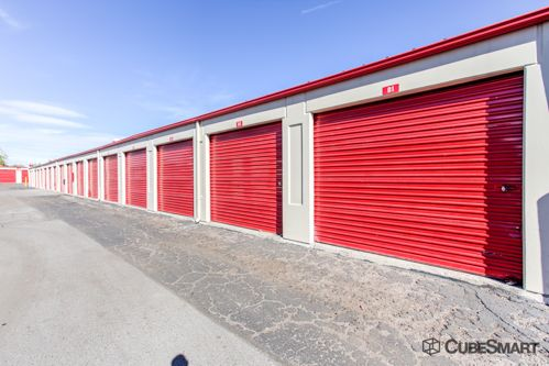 CubeSmart Self Storage - Tucson - 2424 North Oracle Road 2424 North Oracle Road Tucson, AZ - Photo 1