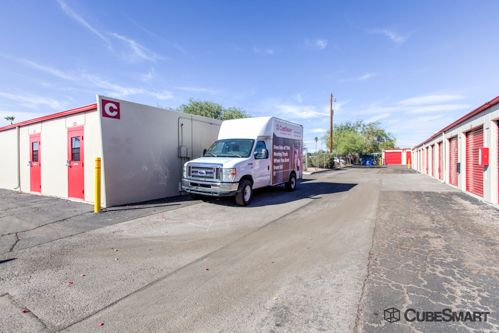 CubeSmart Self Storage - Tucson - 2424 North Oracle Road 2424 North Oracle Road Tucson, AZ - Photo 5