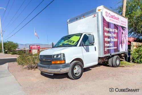 CubeSmart Self Storage - Tucson - 2855 S Pantano Rd 2855 S Pantano Rd Tucson, AZ - Photo 4