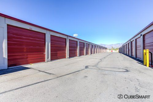 CubeSmart Self Storage - Tucson - 8361 E Broadway Blvd 8361 E Broadway Blvd Tucson, AZ - Photo 1