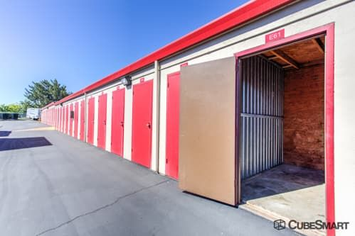 CubeSmart Self Storage - Roseville 900 Orlando Avenue Roseville, CA - Photo 1