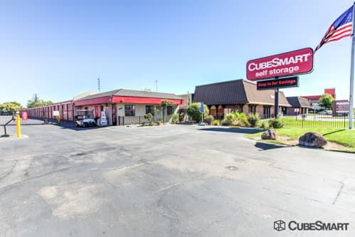 CubeSmart Self Storage - North Highlands 4950 Watt Avenue North Highlands, CA - Photo 0