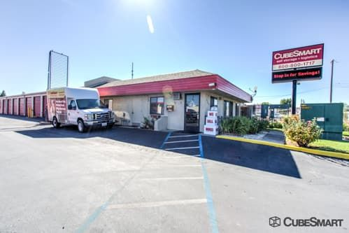 CubeSmart Self Storage - Orangevale 9360 Greenback Lane Orangevale, CA - Photo 0