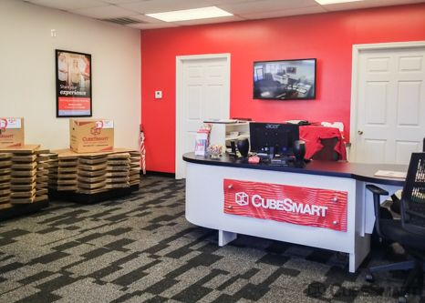 CubeSmart Self Storage - Houston - 9900 Rowlett Rd 9900 Rowlett Rd Houston, TX - Photo 1