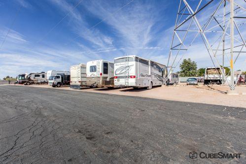 Cubesmart Self Storage Mesa 536 North Power Road