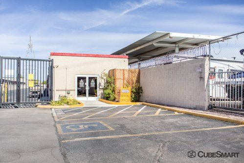 CubeSmart Self Storage - Mesa - 536 North Power Road 536 North Power Road Mesa, AZ - Photo 0