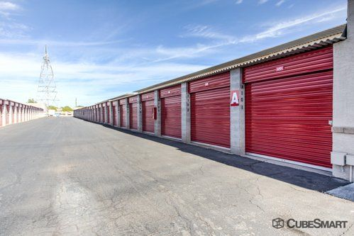 CubeSmart Self Storage - Mesa - 536 North Power Road 536 North Power Road Mesa, AZ - Photo 1