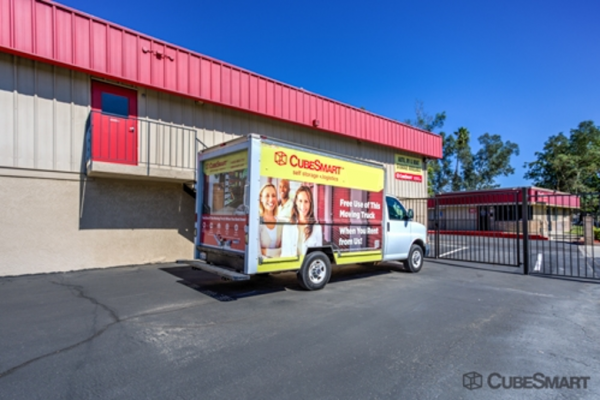 CubeSmart Self Storage - Riverside - 4011 Fairgrounds Street 4011 Fairgrounds Street Riverside, CA - Photo 6