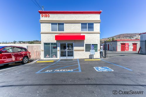 CubeSmart Self Storage - Spring Valley - 9180 Jamacha Rd 9180 Jamacha Road Spring Valley, CA - Photo 0