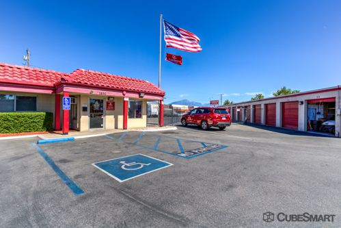 CubeSmart Self Storage - San Bernardino - 1450 West 23rd Street 1450 West 23Rd Street San Bernardino, CA - Photo 0