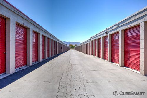 CubeSmart Self Storage - San Bernardino - 1441 E Baseline St 1441 E Base Line St San Bernardino, CA - Photo 1