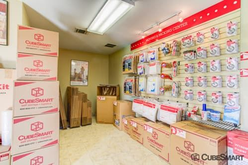 CubeSmart Self Storage - Spring - 1220 W Riley Fuzzel Road 1220 W Riley Fuzzel Road Spring, TX - Photo 1