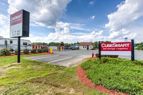 CubeSmart Self Storage - Fredericksburg - 8716 Jefferson Davis Highway 8716 Jefferson Davis Highway Fredericksburg, VA - Photo 0