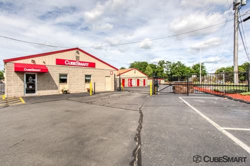 CubeSmart Self Storage - South Windsor 282 Chapel Road South Windsor, CT - Photo 0