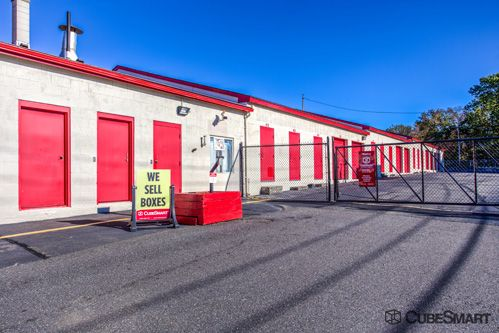 CubeSmart Self Storage - Milford - 90 Rowe Ave 90 Rowe Ave Milford, CT - Photo 8