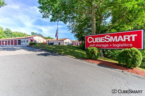CubeSmart Self Storage - Mystic 868 Flanders Road Mystic, CT - Photo 0