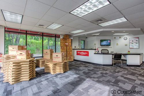 CubeSmart Self Storage - Bloomfield - 522 Cottage Grove Rd 522 Cottage Grove Rd Bloomfield, CT - Photo 1