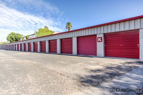 CubeSmart Self Storage - Tucson - 201 S Plumer Ave 201 S Plumer Ave Tucson, AZ - Photo 1