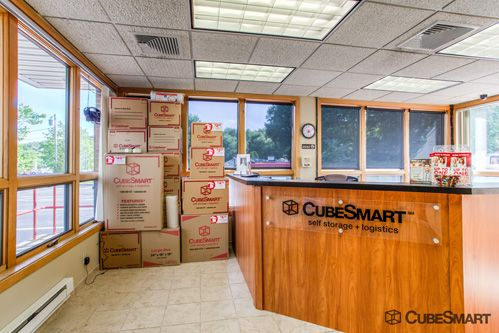 CubeSmart Self Storage - Gales Ferry 1501 Route 12 Gales Ferry, CT - Photo 1