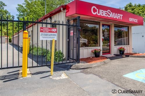 CubeSmart Self Storage - Branford 171 Cedar Street Branford, CT - Photo 0