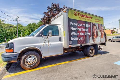 CubeSmart Self Storage - Branford 171 Cedar Street Branford, CT - Photo 9