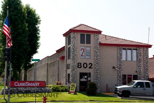 CubeSmart Self Storage - San Bernardino - 802 W 40th St 802 W 40th St San Bernardino, CA - Photo 0