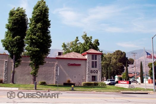 CubeSmart Self Storage - San Bernardino - 802 W 40th St 802 W 40th St San Bernardino, CA - Photo 1