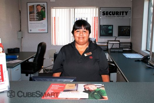 CubeSmart Self Storage - San Bernardino - 802 W 40th St 802 W 40th St San Bernardino, CA - Photo 2