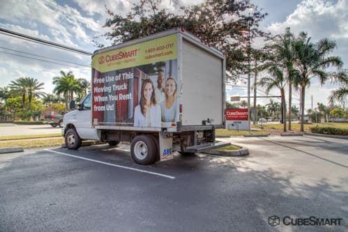CubeSmart Self Storage - Pembroke Pines - 10755 Pembroke Rd 10755 Pembroke Rd Pembroke Pines, FL - Photo 8