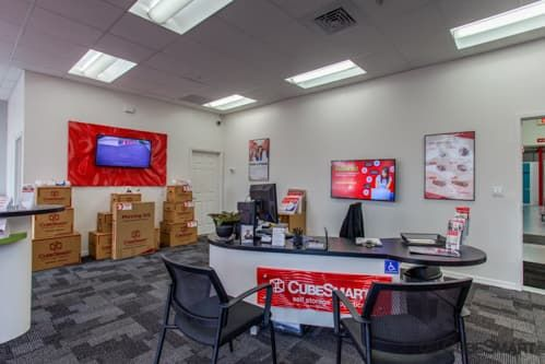 CubeSmart Self Storage - Fort Myers - 3333 Cleveland Ave 3333 Cleveland Ave Fort Myers, FL - Photo 1