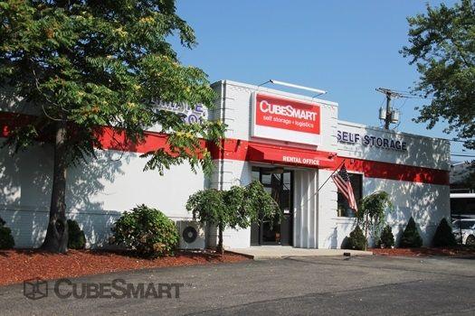 CubeSmart Self Storage - Fairview 411 Anderson Ave Fairview, NJ - Photo 1