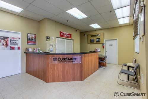 CubeSmart Self Storage - Fairview 411 Anderson Ave Fairview, NJ - Photo 1