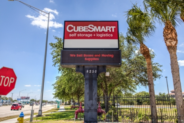 CubeSmart Self Storage - Sarasota - 8250 N. Tamiami Trail 8250 N. Tamiami Trail Sarasota, FL - Photo 0