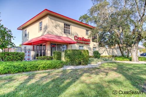 CubeSmart Self Storage - Deerfield Beach 349 W Hillsboro Blvd Deerfield Beach, FL - Photo 0