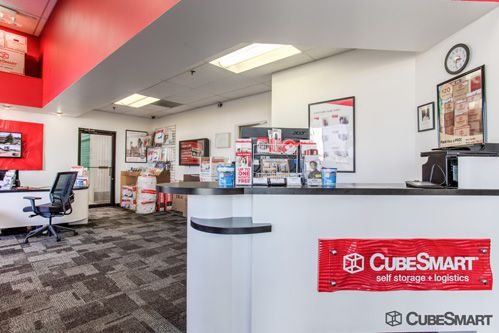 CubeSmart Self Storage - North Randall 4720 Warrensville Center Road North Randall, OH - Photo 1