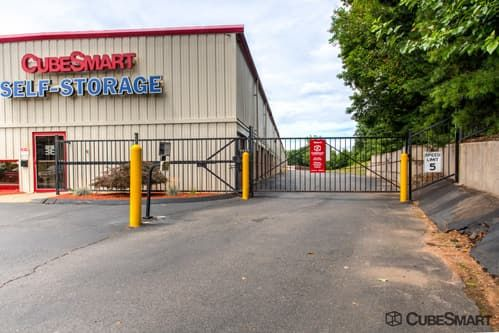 CubeSmart Self Storage - Manchester - 255 Center Street 255 Center Street Manchester, CT - Photo 1