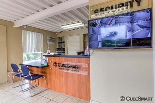CubeSmart Self Storage - Manchester - 255 Center Street 255 Center Street Manchester, CT - Photo 2