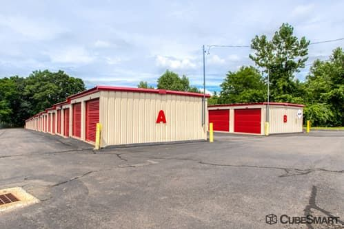 CubeSmart Self Storage - Manchester - 255 Center Street 255 Center Street Manchester, CT - Photo 9