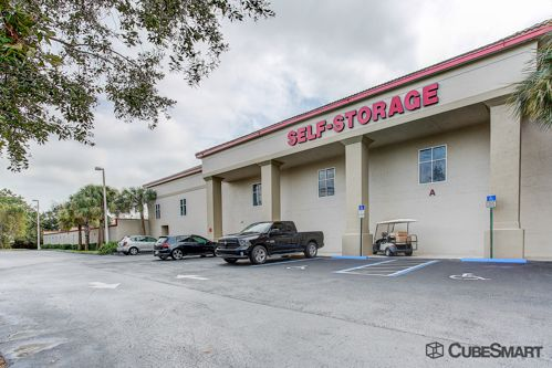 CubeSmart Self Storage - Boynton Beach - 7358 W Boynton Beach Blvd 7358 W Boynton Beach Blvd Boynton Beach, FL - Photo 0
