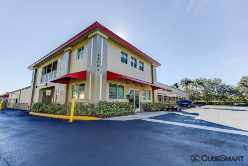 CubeSmart Self Storage - West Palm Beach - 4200 Forest Hill Blvd 4200 Forest Hill Blvd Palm Springs, FL - Photo 0