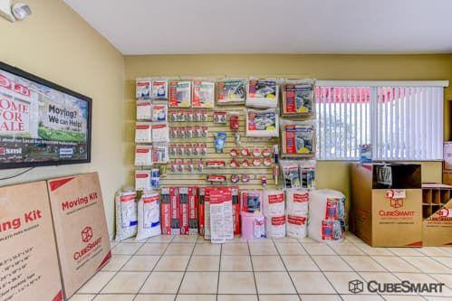 CubeSmart Self Storage - West Palm Beach - 4200 Forest Hill Blvd 4200 Forest Hill Blvd Palm Springs, FL - Photo 2