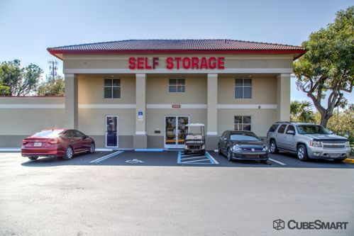 Cubesmart Self Storage Delray Beach 6100 W Atlantic