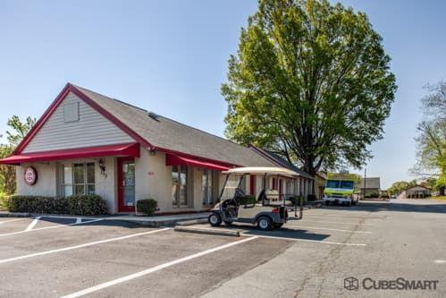 CubeSmart Self Storage - Burlington - 382 W. Harden Street 382 Harden St Burlington, NC - Photo 0