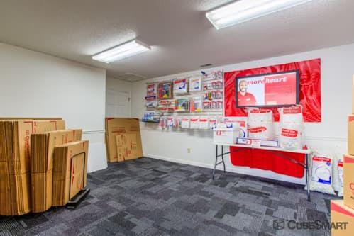 CubeSmart Self Storage - Burlington - 382 W. Harden Street 382 Harden St Burlington, NC - Photo 2