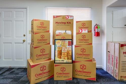 CubeSmart Self Storage - Burlington - 382 W. Harden Street 382 Harden St Burlington, NC - Photo 3