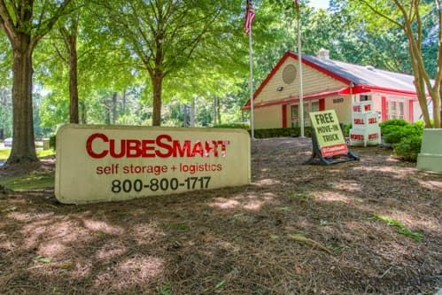 CubeSmart Self Storage - Cary 920 W. Chatham Street Cary, NC - Photo 0