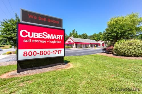 CubeSmart Self Storage - Belmont 5921 Wilkinson Blvd Belmont, NC - Photo 0