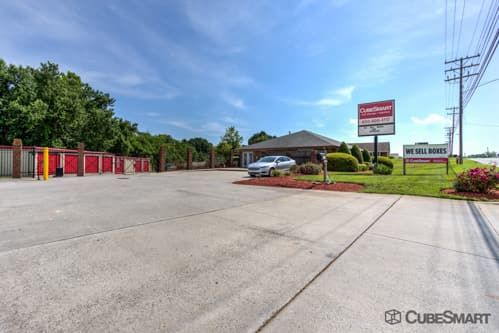 CubeSmart Self Storage - Burlington - 1226 S. Mebane Street 1226 S. Mebane Street Burlington, NC - Photo 0